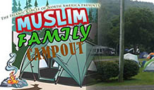 Muslim Family Campout