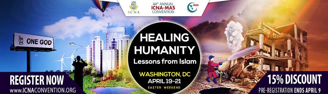 ICNA-MAS Annual Convention!