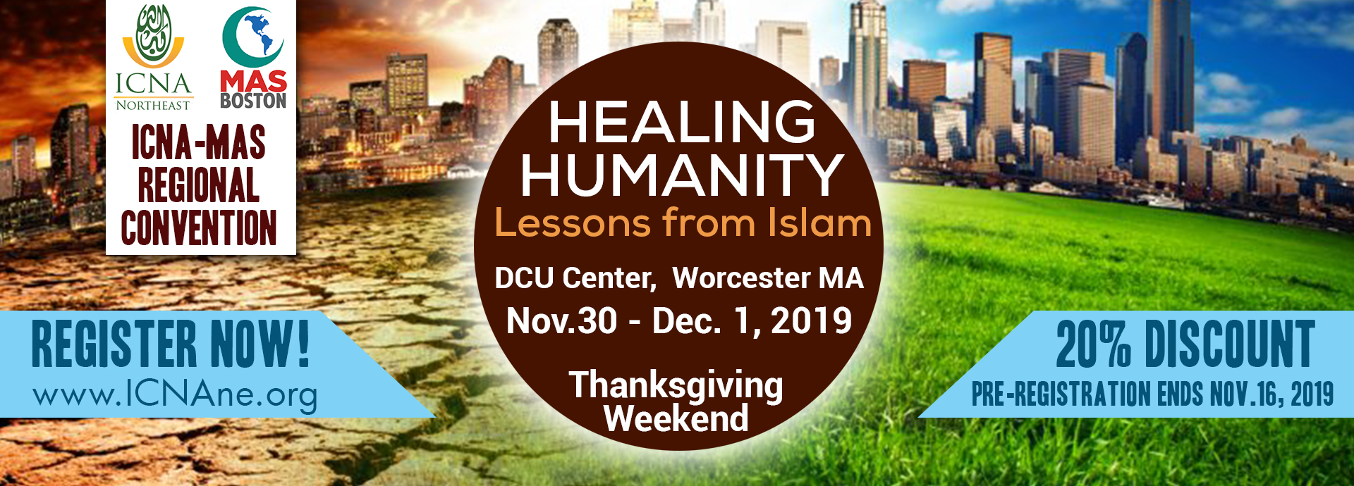 ICNA-MAS ne Convention 2019